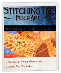 Website Design Thumb - Stitching Tree