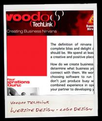 Website Design Thumb - VooDoo