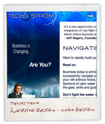 Website Design Thumb - Techstrom